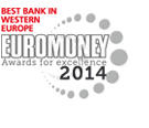 Santander Consumer Bank SunnyCard-Euromoney Best bank in western Europe 2014
