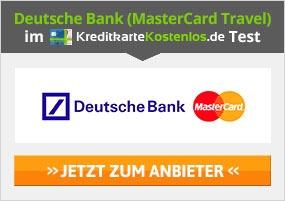 Deutsche Bank Kreditkarte Erfahrungen