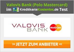 Valovis Bank Kreditkarte Erfahrungen