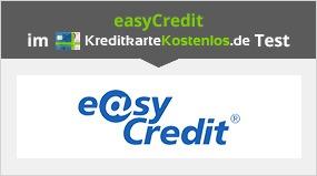 easyCredit Kreditkarte Erfahrungen