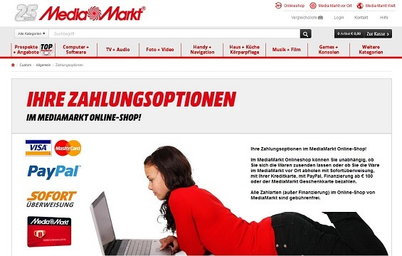 media markt kreditkarte zahlung viele einsatzm glichkeiten. Black Bedroom Furniture Sets. Home Design Ideas