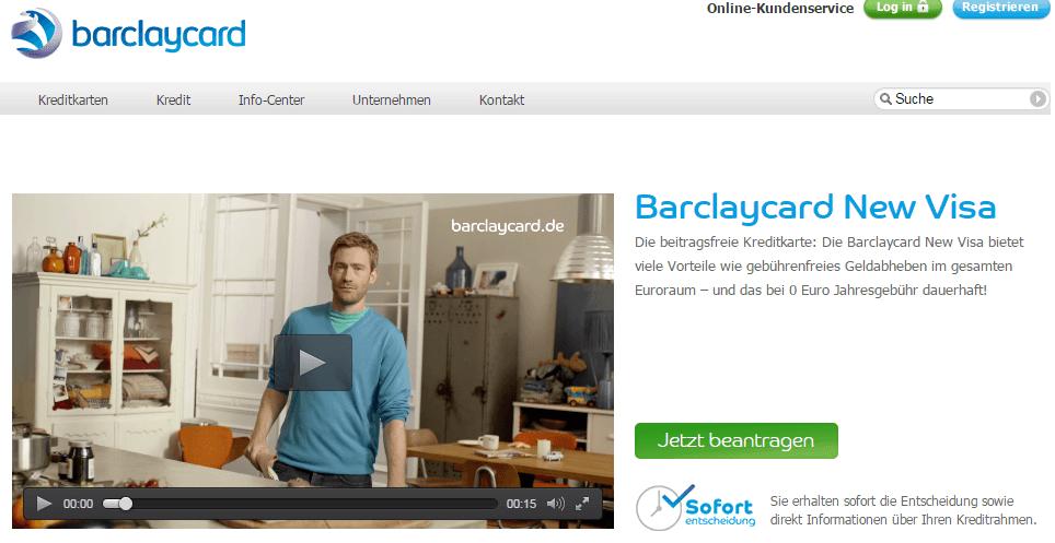 barlaycard beantragen deutsches konto