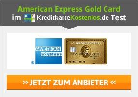 American Express Gold Kreditkarte Erfahrungen