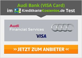 Audi Bank Kreditkarte Erfahrungen