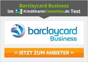 Business Kreditkarte für Geschäftsleute und Unternehmer