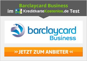 Barclaycard Business Kreditkarte Erfahrungen