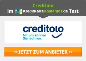 Creditolo Kreditkarte Erfahrungen