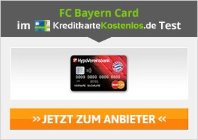 FC Bayern Card Kreditkarte Erfahrungen