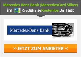 Mercedes Benz Bank Kreditkarte Erfahrungen