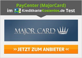 Paycenter Kreditkarte Erfahrungen