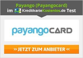 Payango Kreditkarte Erfahrungen