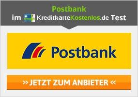 Postbank Kreditkarte Erfahrungen