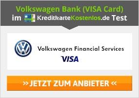 Volkswagen Bank Kreditkarte Erfahrungen