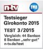 comdirect visa karte-n-tv testsieger girokonto 2015
