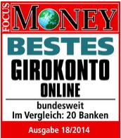 consorsbank visa card-focus money bestes girokonto online