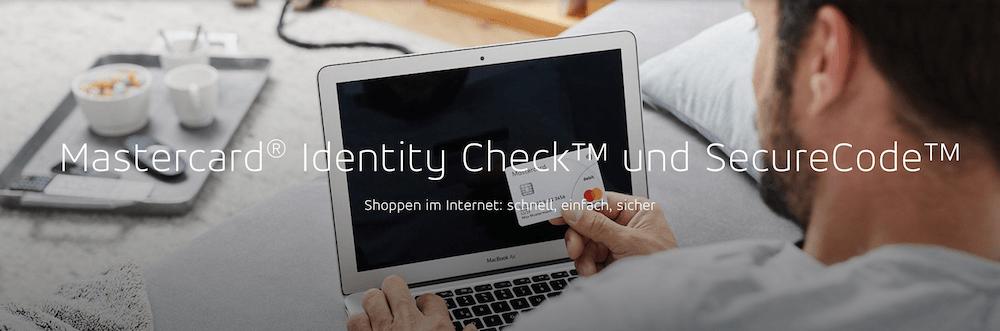 MasterCard Sicherheit