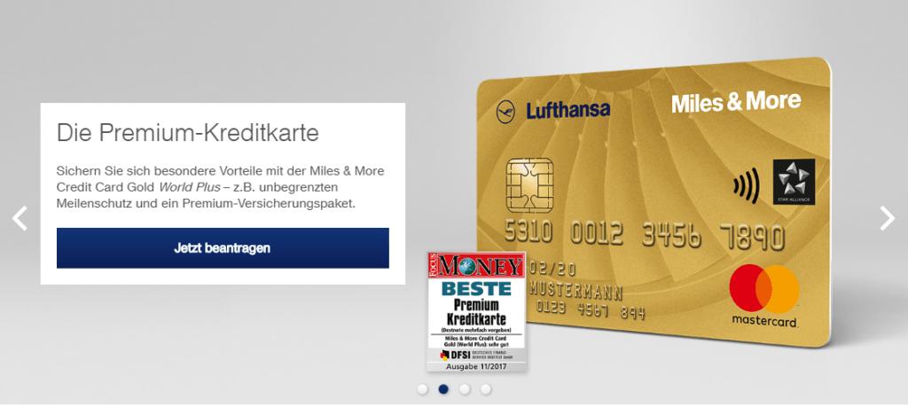 """Die Miles and More Kreditkarten bieten viel mehr Vorteile als """"nur"""" Meilensammeln."""