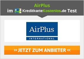 AirPlus Kreditkarte beantragen