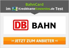 BahnCard Kreditkarte im Überblick