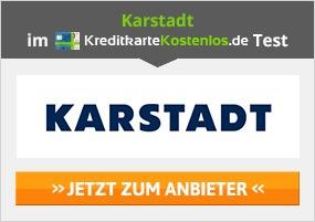 Karstadt Kreditkarte: Leistungen und Konditionen