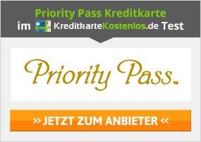 Priority Pass Kreditkarte