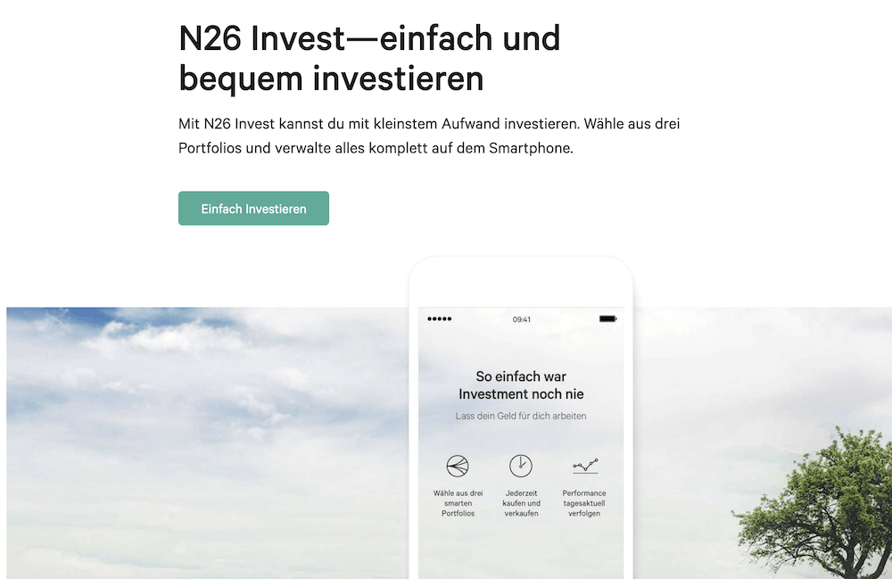 N26 Invest
