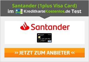 Santander plus Visa Card