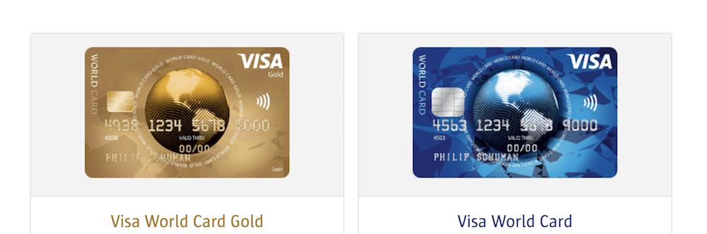 ICS Kreditkarten