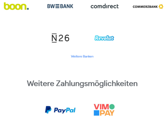 Apple Pay für Android