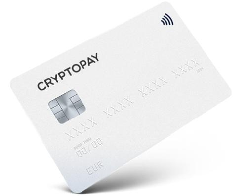 Cryptopay Kreditkarte Test
